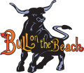 Bull on the Beach Logo
